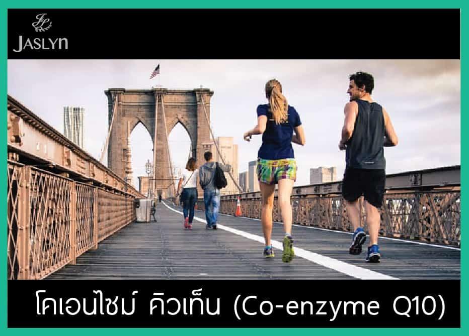 โคเอนไซม์ คิวเทน Co Q 10